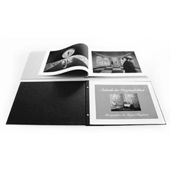 Hahnemuhle Leather Albums