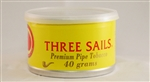 Three Sails 40g Tin