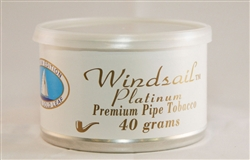 Windsail Platinum 40g Tin