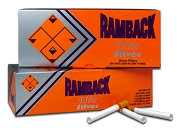 Ramback Elite Silver 200ct King Size