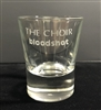 Bloodshot Shot Glass