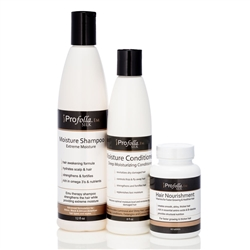 ProFolla Silk Moisture Hair Products Kit