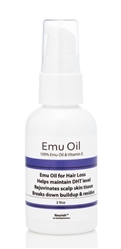 Emu Oil for Hair Loss, Skin & Scalp Issues