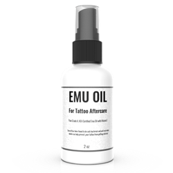 Emu Oil for Tattoo Aftercare
