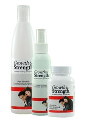 Growth & Strength Hair Growth Kit