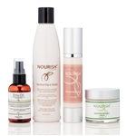 Advanced Pore Minimizer Kit to clean and reduce enlarged pores