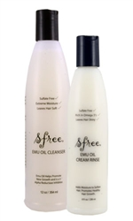 Sfree Emu Oil Shampoo and Conditioner