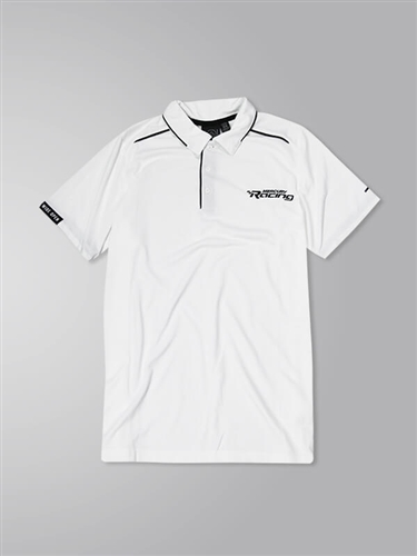 Inertia Polo - White