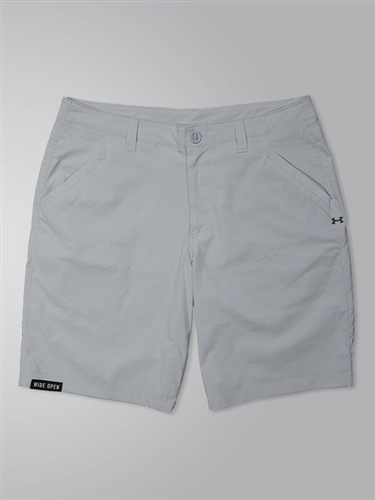 UA Fish Hunter Shorts - Halo Grey