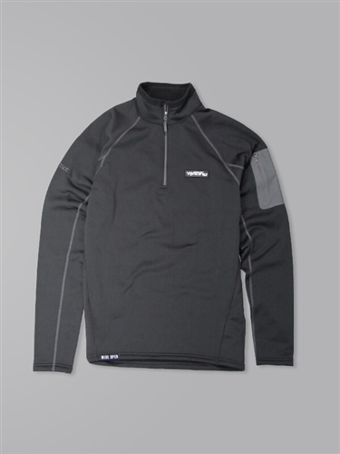 Marmot 1/4 Zip Stretch Pullover - Black