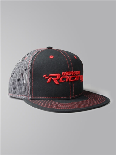 Shore Cap - Black / Red