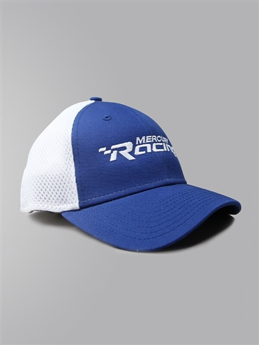 New Era Stretch Mesh Cap - Royal | White - L/XL