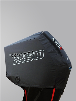 250R Engine Cover - Black