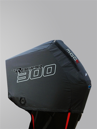 300R Engine Cover - Black