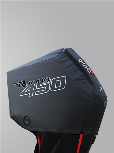 450R Engine Cover - Black