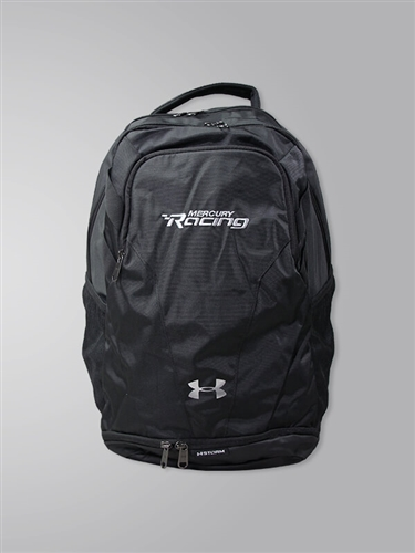 UA Hustle II Backpack - Black