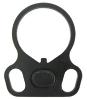 Tactical Dual Loop Sling Adapter End Plate Tube