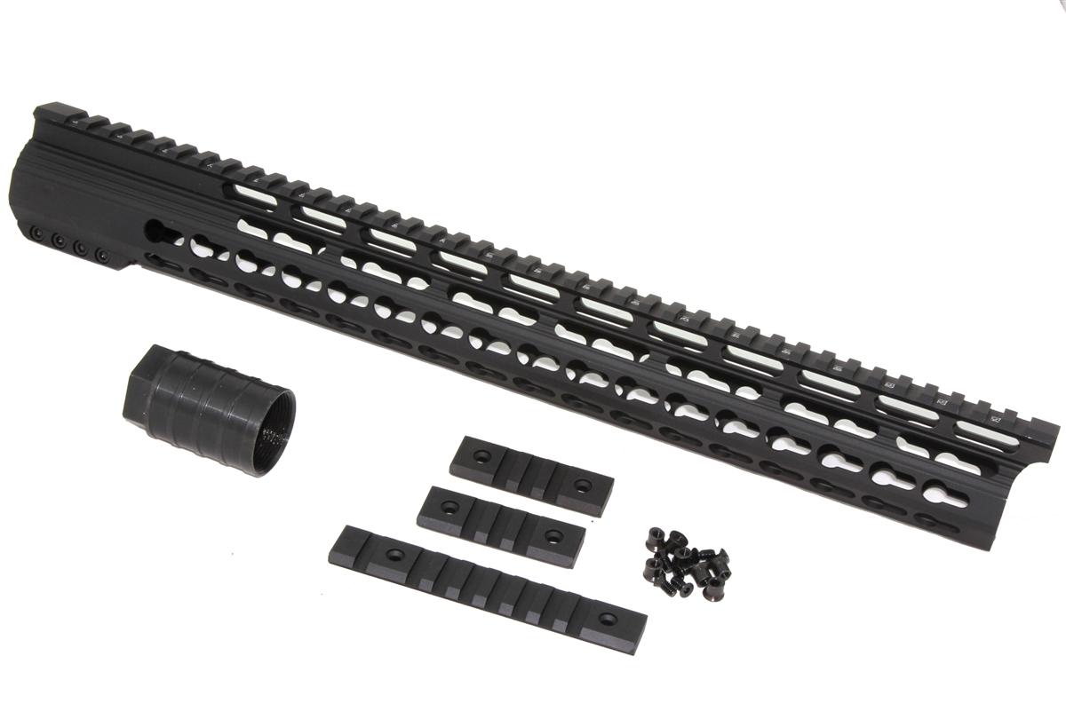 Handguard Quad Rail