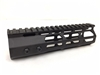 "7"" Super Slim Handguard Free Float 3-Sided MLOK Extra Light AR15 .223 5.56"