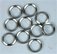 10 pcs Stainless Steel Crush Washer for Muzzle Brake 1/2 -28