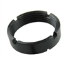 Steel Lock Ring Castle Nut For .223 5.56 Carbine Rifle Stock Buffer Tube