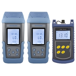 RMT Laser Source & A/C Optical Power Meters -70 to +26