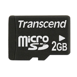 Rexford Tools 4GB Micro SD Card w/ Adapter