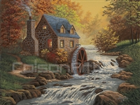 Gary Adams The Old Mill