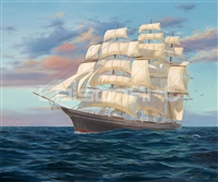 Randy McGovern The Cutty Sark