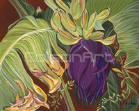Banana Plant by Earle McKey