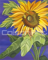 Sunflower E by Earle McKey