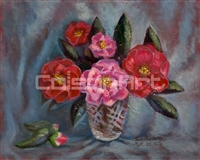 Susan Harris Tyler Camellias