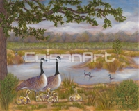 Susan Harris Tyler Happy Goose Pond
