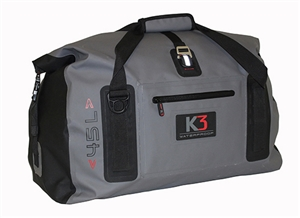 K3 ICON Waterproof 45 Liter Duffel Bag, K3 Waterproof, Best waterproof bag, Best waterproof duffel bag, Best waterproof dive bag, best waterproof dry bag, K3 waterproof, best waterproof duffel bag, best waterproof backpack, dry bag, k3 duffle bag