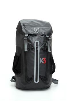 K3 Excursion Stealth Waterproof Laptop Backpack, K3 Waterproof, Best Waterproof Backpack, Best waterproof dive bag, best waterproof snorkeling bag, best waterproof camera bag, best waterproof back pack, best waterproof motorcycle bag, best waterproof bag