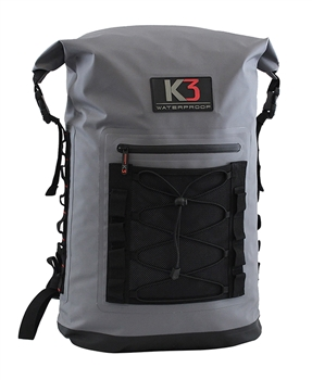 K3 Storm waterproof dry bag backpack, K3 Waterproof, k3 waterproof backpack, best waterproof bag for snorkeling, k3 waterproof bag, best waterproof backpack, best waterproof dry bag, best dry bag, waterproof backpack, dry bag,k3, k3 Surge backpack
