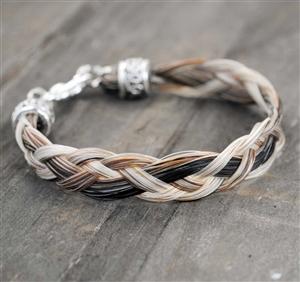 Custom Horse Hair Bracelets By Spirithorse Designs