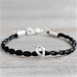 Spirithorse Designs Love Knot Horse Hair Bracelet