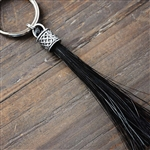 Spirithorse Designs Duncan Horse Hair Key Chain
