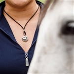 Spirithorse Designs Nia Horse Hair Necklace