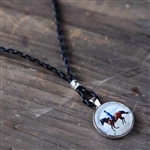 Horse Photo Necklace and Pendant
