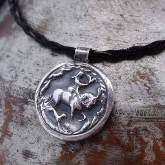 Spirithorse designs epona sterling silver necklace price 9200 aloadofball Gallery
