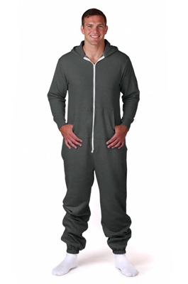 CoZone Global Adult Onesie - Graphite