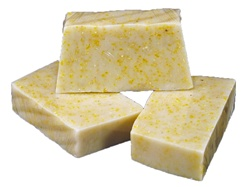 Lemon Gardners  Glycerin Soap
