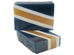 Blue & Gold - Glycerin Soap