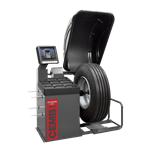 CEMB Industrial Video Truck Wheel Balancer