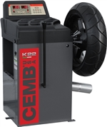CEMB K22 Motorcycle Wheel Balancer