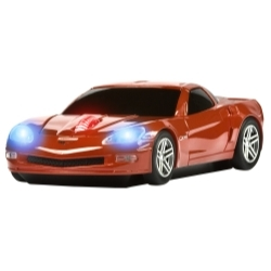 Corvette  (Red) WL Mouse