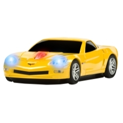 Corvette  (Yellow) WL Mouse