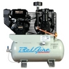 BelAire - Two Stage Engine-Powered Reciprocating Air Compressor 12HP